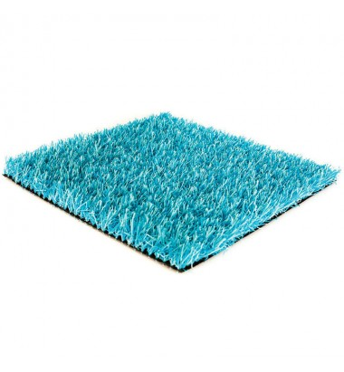Trulawn Lifestyle - Colourful Turquoise Grass