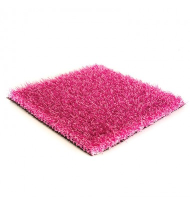 Trulawn Lifestyle - Colourful Pink Grass