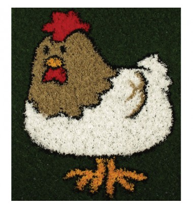 Fun Grass Chicken
